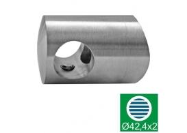 A/0830-042-L UCHWYT PRZELOTOW D12 MM FI 42,4 POLER