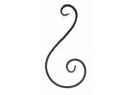 10.101 Spirala S 12x6/ H230 x L115