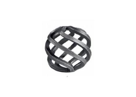 12.010 Koszyk kula z 6 prętów 6x6/ H70 x L70