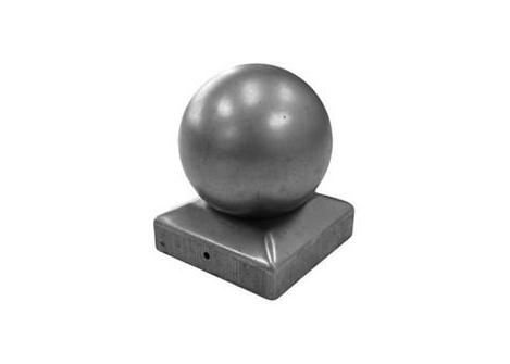 62.005.05 Daszek z kulą 50x50