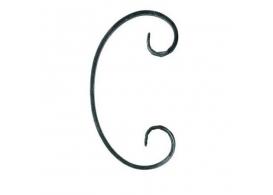 10.098 Spirala C 12x6/H160 x L80