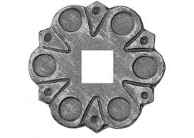 44.036 Maskownica OTW. 26X26/ FI110/4
