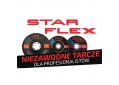 STAR-FLEX Tarcz listkowa 125X22 gr. 40 TLI -INOX