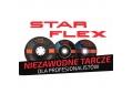 STAR-FLEX Tarcz listkowa 125X22 gr.60 TLI- INOX